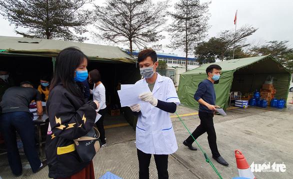 Hải Phòng tạm ngưng nhận công dân, hàng hóa từ Hải Dương - Ảnh 1.