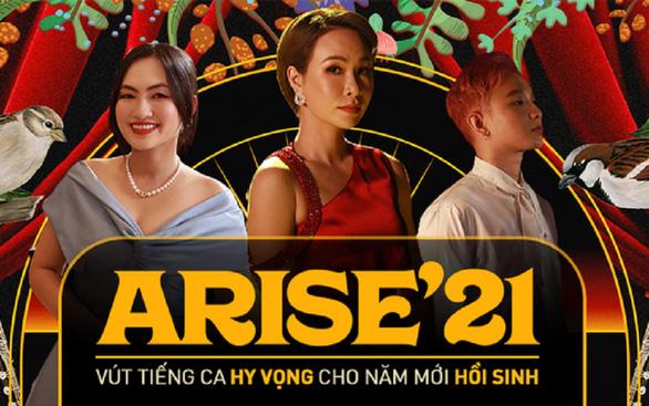 Vì sao MV Arise21 - Ta sẽ hồi sinh liên tục chiếm sóng mạng xã hội suốt những ngày qua? - Ảnh 1.