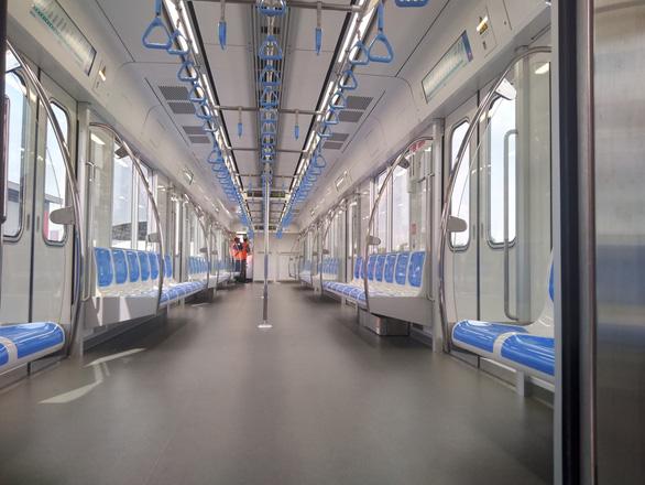 Metro số 1 Bến Thành - Suối Tiên tới năm 2022 mới khai thác thương mại - Ảnh 1.