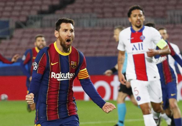Mbappe lập hat-trick, PSG nhấn chìm Barca tại Nou Camp - Ảnh 1.