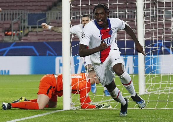 Mbappe lập hat-trick, PSG nhấn chìm Barca tại Nou Camp - Ảnh 5.