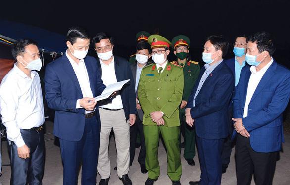 Bắc Ninh yêu cầu chủ doanh nghiệp trên địa bàn không sử dụng lao động Hải Dương - Ảnh 1.