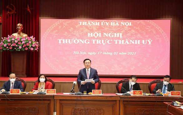 Bí thư Hà Nội: 'Không ngăn sông cấm chợ, nhưng phải an toàn phòng dịch COVID-19' - Ảnh 1.