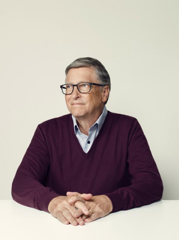 Tỉ phú Bill Gates nói các nước giàu nên chuyển hoàn toàn sang ăn thịt bò nhân tạo - Ảnh 1.