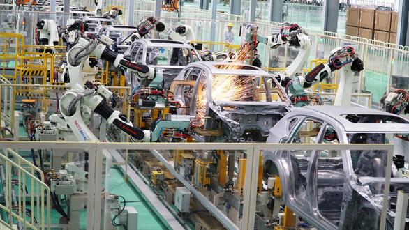 Trưởng Ban Kinh tế Trung ương Trần Tuấn Anh: Khơi dậy tinh thần xã hội sản xuất - Ảnh 1.