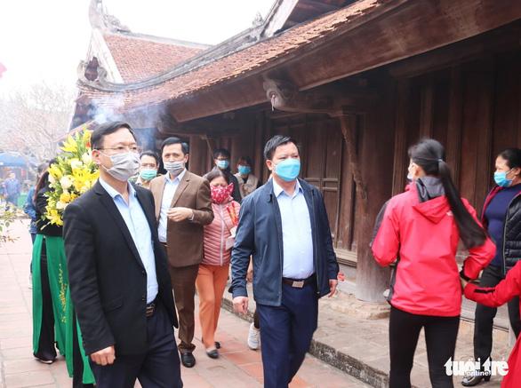 Thái Bình yêu cầu chấn chỉnh chuyện dân lơ là phòng chống dịch COVID-19 - Ảnh 1.