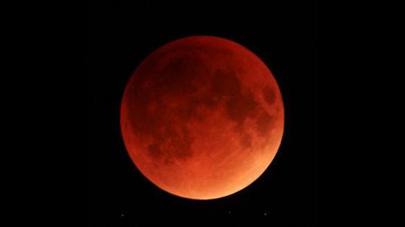 3 'siêu trăng', 1 'trăng máu' và 1 'trăng xanh' trong năm 2021 - Ảnh 1.