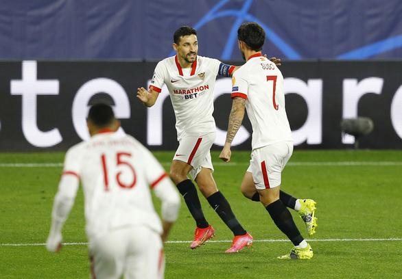 Haaland lập cú đúp, Dortmund thắng ngược Sevilla tại Tây Ban Nha - Ảnh 1.
