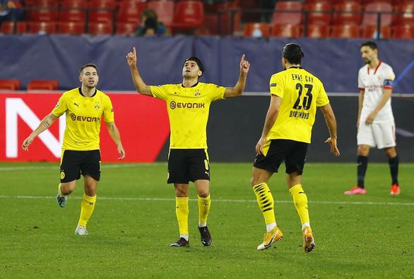Haaland lập cú đúp, Dortmund thắng ngược Sevilla tại Tây Ban Nha - Ảnh 2.