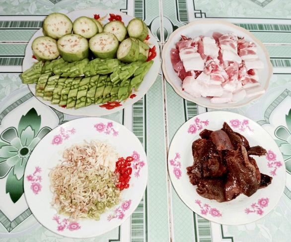 Trước khi lên Sài Gòn, kiểu gì cũng phải ăn món mắm mẹ làm ngon không thể cưỡng - Ảnh 1.