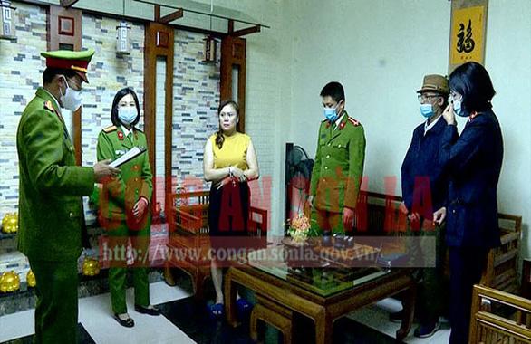 Bắt nguyên phó giám đốc Sở Y tế Sơn La vì sai phạm mua sắm thiết bị y tế - Ảnh 2.