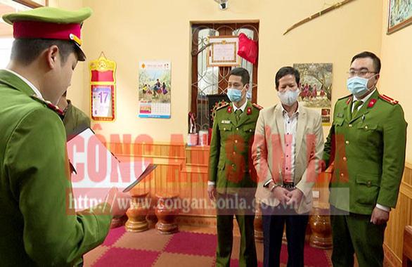 Bắt nguyên phó giám đốc Sở Y tế Sơn La vì sai phạm mua sắm thiết bị y tế - Ảnh 1.