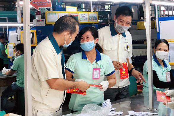 Hơn 96% công nhân Đồng Nai trở lại làm việc sau tết - Ảnh 1.