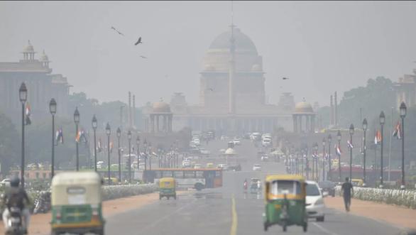 Hàng trăm nghìn người chết vì ô nhiễm không khí ở 5 thành phố đông dân nhất thế giới - Ảnh 1.