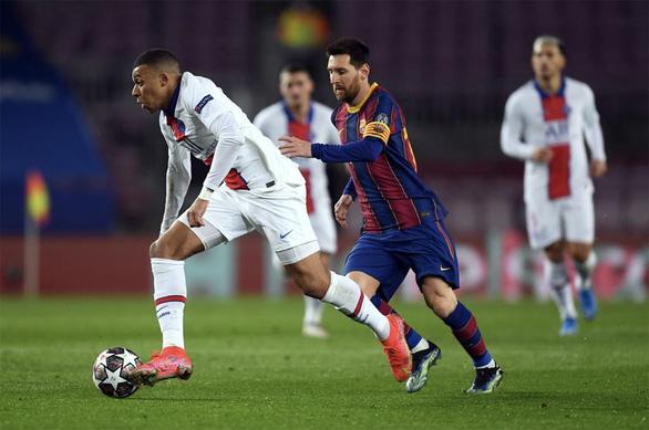 Chờ ngày Messi về với…Mbappe - Ảnh 1.