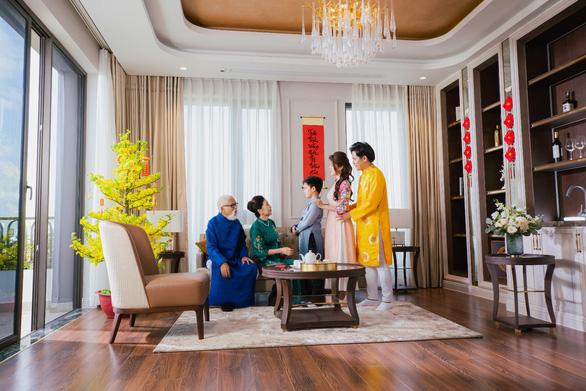 NSND Kim Xuân: Gia đình tôi đã đón một cái Tết an lành - Ảnh 2.