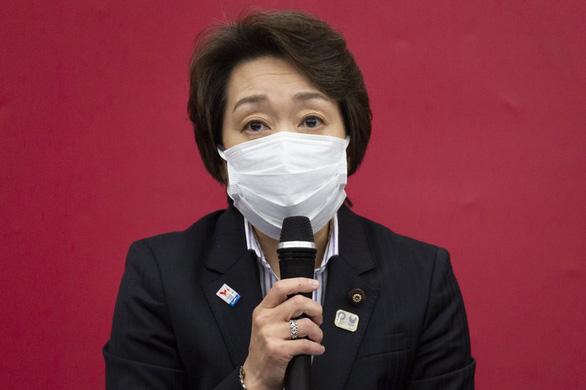 Olympic Tokyo có tân chủ tịch là nữ sau bê bối phân biệt giới tính - Ảnh 1.