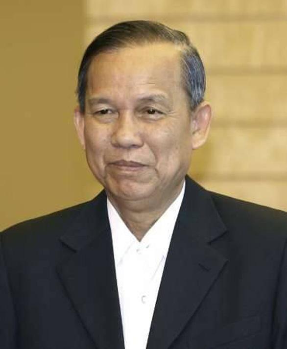 Nguyên Phó thủ tướng Trương Vĩnh Trọng từ trần - Ảnh 1.