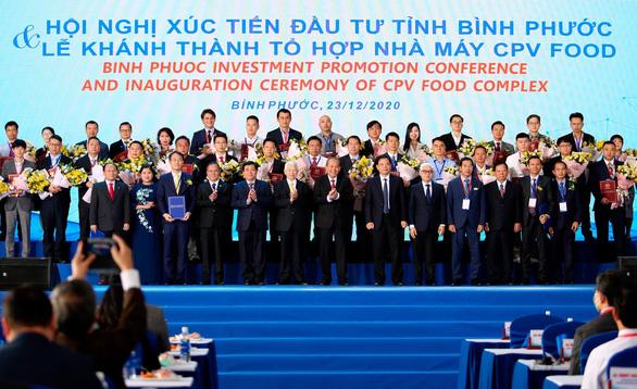 Bình Phước muốn làm sân bay 400 - 500ha tại Hớn Quản - Ảnh 1.