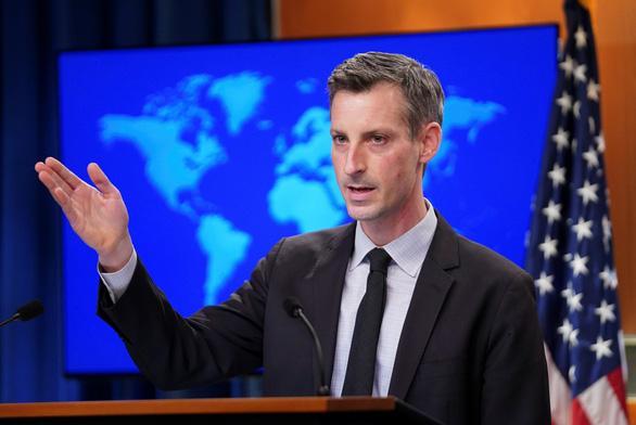 Mỹ nhận lời mời đối thoại với Iran về thỏa thuận hạt nhân - Ảnh 1.