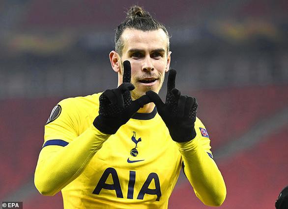 Gareth Bale tỏa sáng giúp Tottenham đặt một chân vào vòng 16 đội Europa League - Ảnh 3.