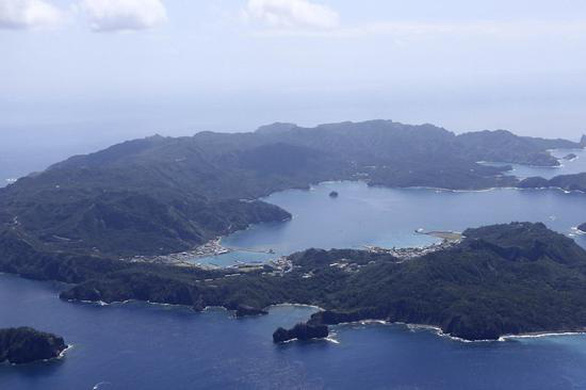 Hai hòn đảo biến mất kỳ lạ, Nhật Bản đang điều tra - Ảnh 1.