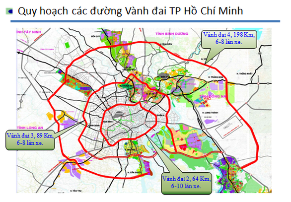 Đường vành đai 3 TP.HCM đoạn Tân Vạn - Nhơn Trạch được Hàn Quốc thiết kế - Ảnh 2.