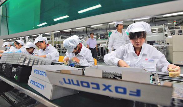 Foxconn chấm ba địa điểm đặt nhà máy tỉ đô ở Thanh Hóa - Ảnh 1.
