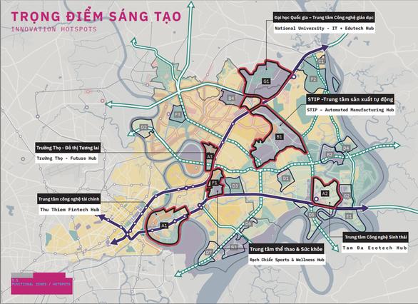 Ông Nguyễn Thành Phong làm trưởng Ban chỉ đạo xây dựng đô thị sáng tạo, tương tác cao phía Đông - Ảnh 2.