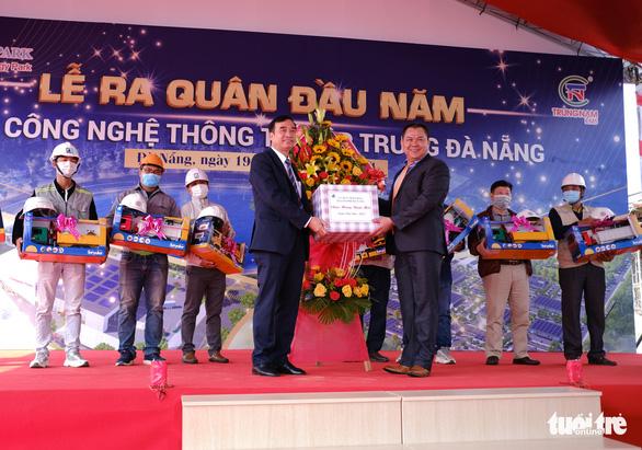 Chủ tịch Đà Nẵng cam kết hỗ trợ nhà đầu tư tối đa - Ảnh 2.
