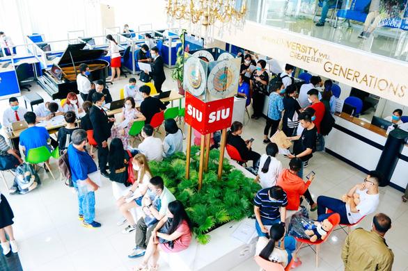 Đại học Quốc tế Sài Gòn tuyển sinh nhiều ngành học mới - Ảnh 2.