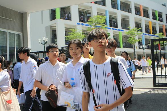 Tuyển sinh lớp 10 tại Hà Nội sẽ thi 4 môn - Ảnh 1.
