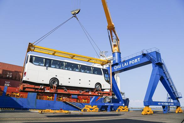 Đầu năm mới, doanh nghiệp Việt tăng xuất khẩu ôtô, linh kiện phụ tùng - Ảnh 1.