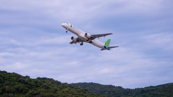Đề xuất cấp phép Bamboo Airways khai thác đường bay TP.HCM - Côn Đảo 1 chuyến/ngày - Ảnh 1.