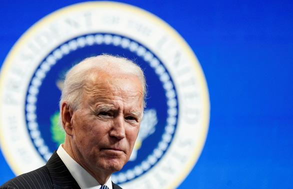 Nhiều người Mỹ buồn ông Biden vì nhận ít tiền trợ cấp COVID-19 - Ảnh 1.
