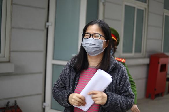 Nữ kế toán PVTrans nhận lãi ngoài OceanBank lãnh án tù - Ảnh 1.