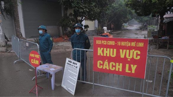 Chiều nay Việt Nam thêm 20 ca COVID-19 mới, Hà Nội đã kiểm soát được dịch - Ảnh 1.