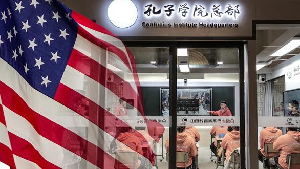 Mỹ muốn Đài Loan vào thay Trung Quốc ở Viện Khổng Tử - Ảnh 1.