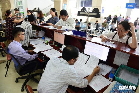 Ngân sách thu tháng 1 giảm hơn 4.600 tỉ đồng - Ảnh 1.