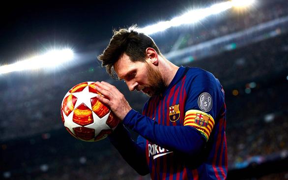 Messi và Barca đã cạn tình? - Ảnh 1.