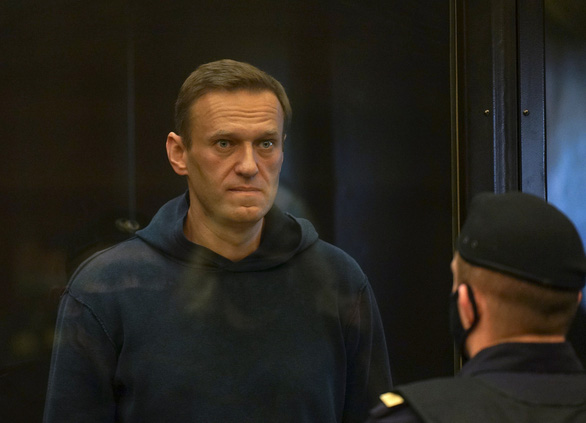 سیاستمدار مخالف ، ناوالنی در دادگاه حاضر شده است ، روسیه غرب را به مداخله متهم کرده است - عکس 1.