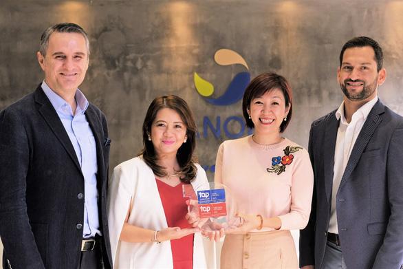 Sanofi Việt Nam được vinh danh là Nhà tuyển dụng hàng đầu - Ảnh 1.