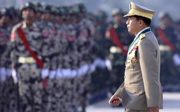 Nền quân trị trở lại Myanmar - Ảnh 1.