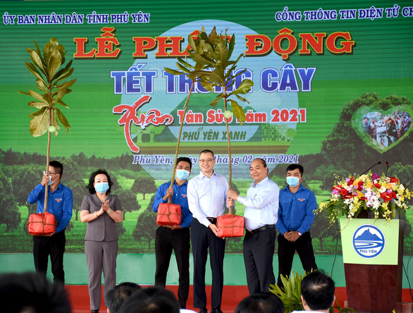 Thủ tướng gởi thông điệp 'Vì một Việt Nam xanh' - Ảnh 5.
