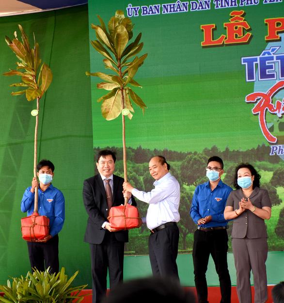 Thủ tướng gởi thông điệp 'Vì một Việt Nam xanh' - Ảnh 6.