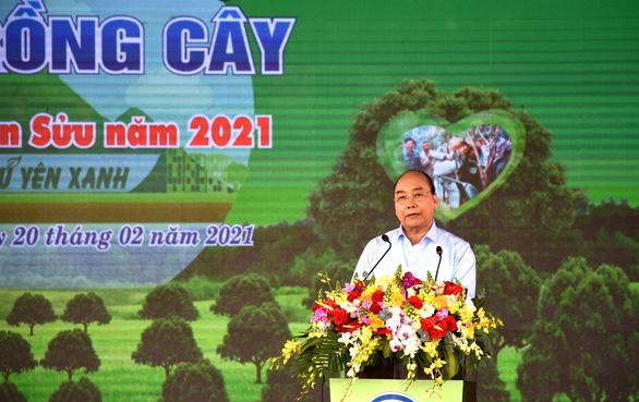 Thủ tướng gởi thông điệp 'Vì một Việt Nam xanh' - Ảnh 2.