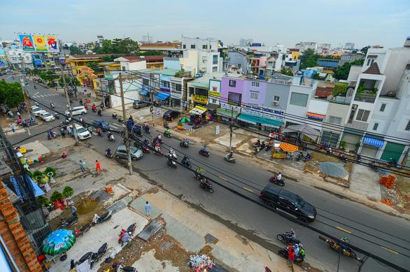 TP.HCM duyệt đề xuất thu hồi đất hai bên đường mới để bán đấu giá - Ảnh 1.