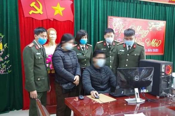 Người chỉnh sửa văn bản cho nghỉ học của UBND tỉnh Thái Nguyên là nam sinh lớp 10 - Ảnh 1.