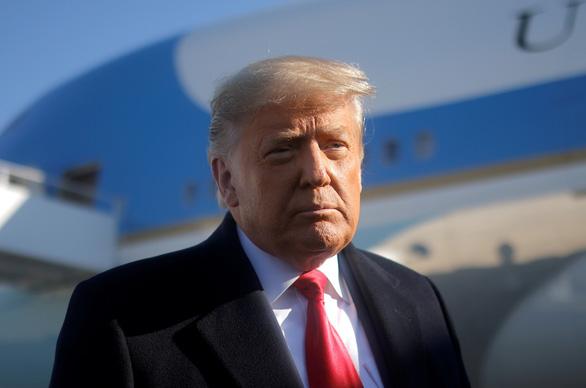 Ông Trump chuẩn bị trở lại, nói về tương lai Đảng Cộng hòa - Ảnh 1.