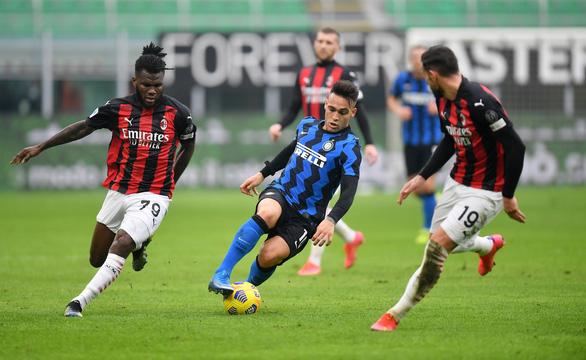Inter thắng dễ AC Milan: 3-0 - Ảnh 3.
